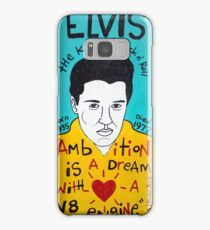 Elvis Presley Folk Art Samsung Galaxy Case/Skin