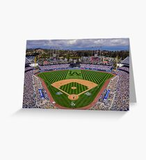 Opening Day Greeting Card