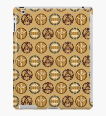 Skyward Sword Wooden Shields iPad Case/Skin