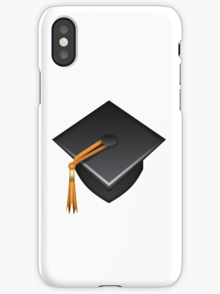 graduation cap emoji iphone