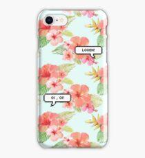 Loueh! Oi Oi! Larry Stylinson iPhone Case/Skin