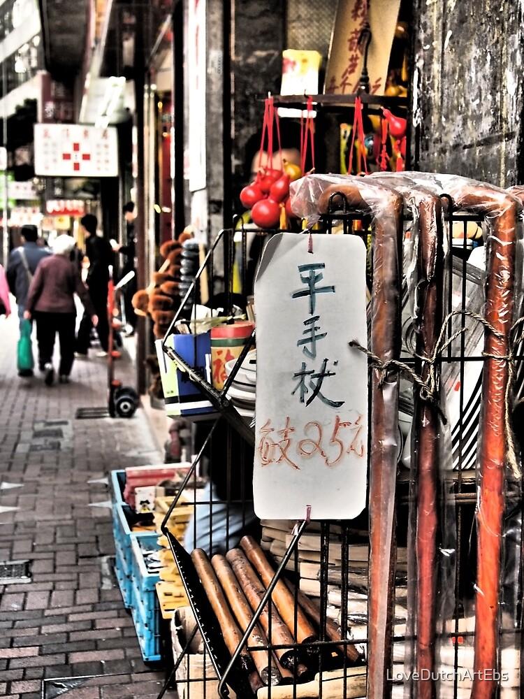 have a stroll through Sheung Wan Hong Kong by LoveDutchArtEbs