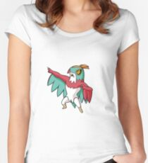 HAWLUCHA !!! Women's Fitted Scoop T-Shirt