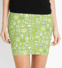 Yay! Happy Life  Mini Skirt
