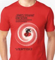 VERTIGO. HITCHCOCK T-Shirt