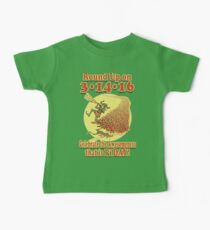 Pied Piper Pi Day Round Up Baby Tee