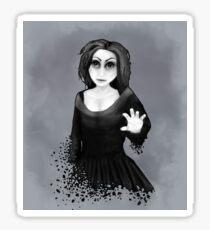 Disintegration Sticker