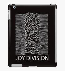 Joy Division W iPad Case/Skin
