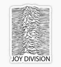 Joy Division B Sticker