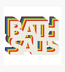 Bath Salts Photographic Print