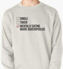 MENTALLY DATING MARIE AVGEROPOULOS Pullover