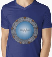 Stargate SG1 Mens V-Neck T-Shirt