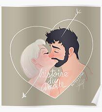 Histoire d'un amour Poster
