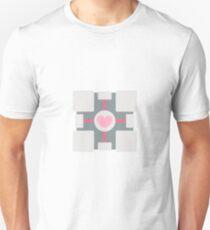 Companion Cube - Portal Unisex T-Shirt