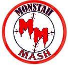 Monstah Mash goes Red Sox by monstahmash