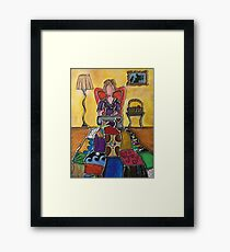 Peggys' Pride Framed Print