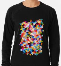 Space Shapes Lightweight Sweatshirt