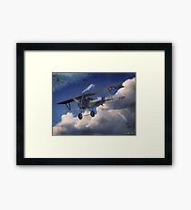Billy Bishop - Canadian WWI Ace Pilot Framed Print