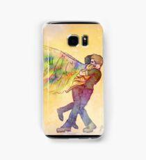 Destiel Hug Samsung Galaxy Case/Skin