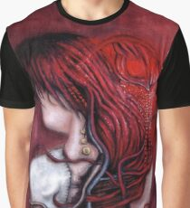 my heart soars like a blood red artifact Graphic T-Shirt