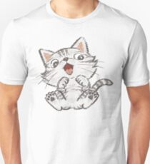 Cute American Shorthair Unisex T-Shirt