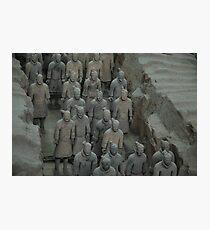 Terracotta Army Photographic Print