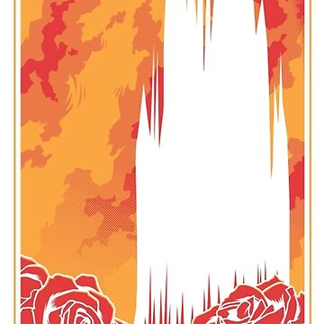 Tower of Roses by TheGoldenStag