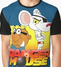 MOUSE IS DANGER Graphic T-Shirt