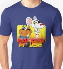 MOUSE IS DANGER Unisex T-Shirt