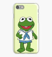 Muppet Babies - Kermit iPhone Case/Skin