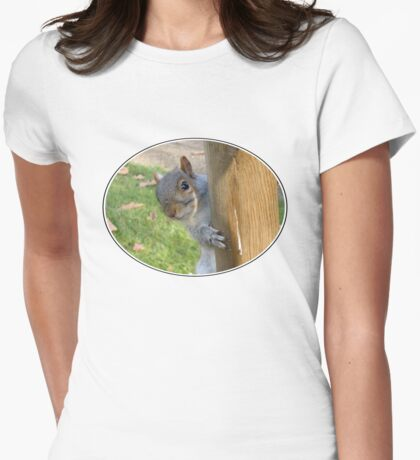 Peek-a-Boo! (Self Portrait in the Eye) T-Shirt