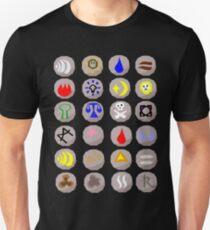 Runes --- Runescape Unisex T-Shirt