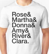 Companions Unisex T-Shirt