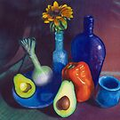 Still Life with Red Pepper by jenithea