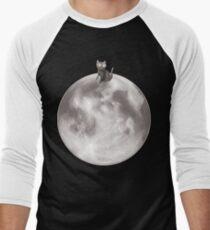 Lost in a Space / Moonelsh Men's Baseball ¾ T-Shirt