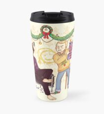 The Mystery of the Advent Chocolates Travel Mug