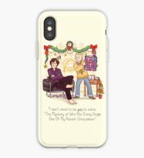 Das Geheimnis der Adventschokoladen iPhone-Hülle & Cover