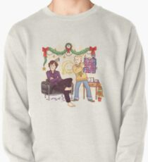 The Mystery of the Advent Chocolates Pullover