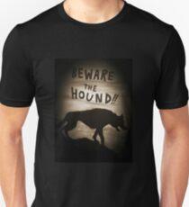 Sherlock Beware the Hound Unisex T-Shirt