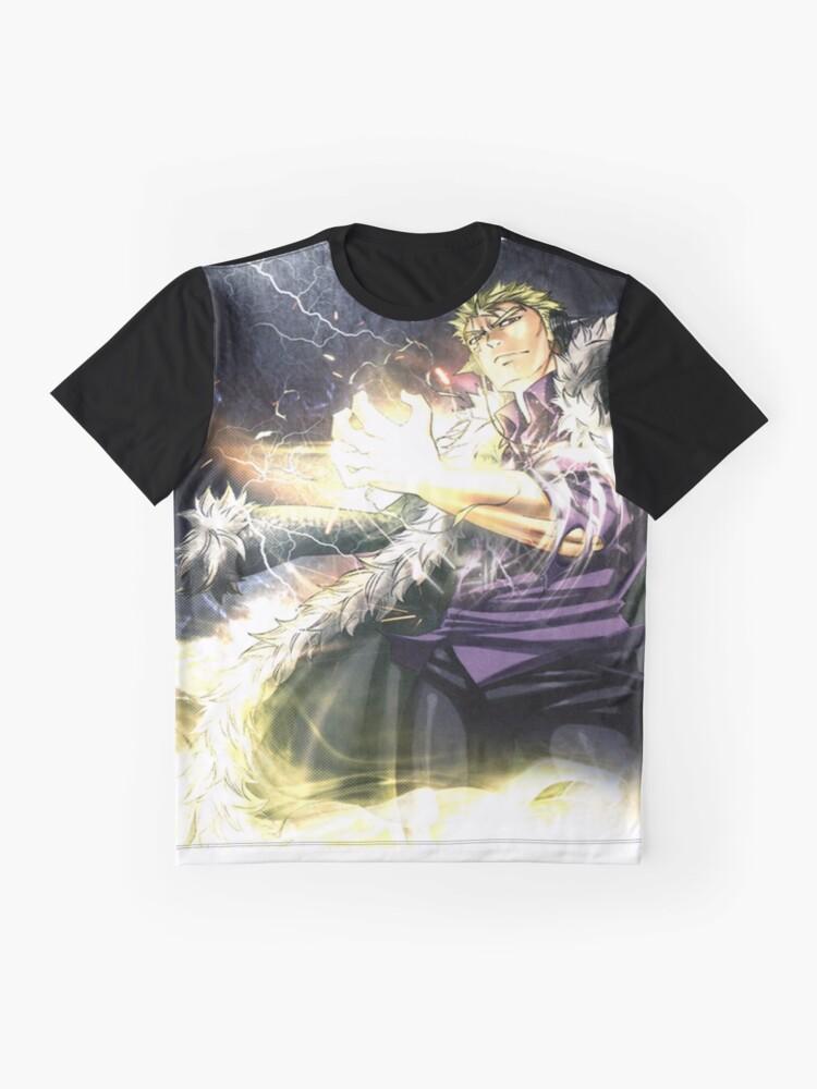 Alternative Ansicht von laxus Grafik T-Shirt