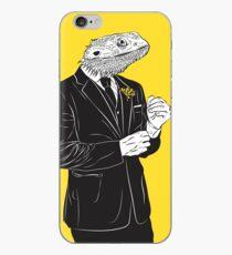 Dapper Lizard iPhone Case