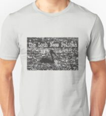Loch Ness Pelican Unisex T-Shirt