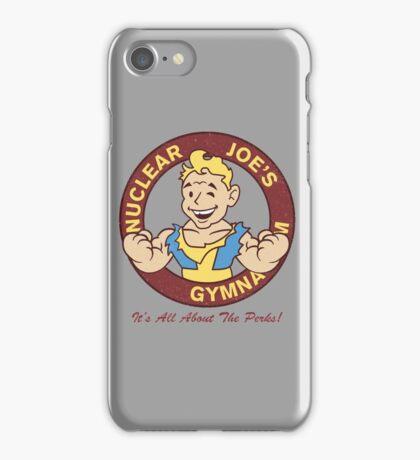 Nuclear Joe's Average Gym iPhone Case/Skin