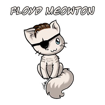Floyd Meowton by ShahanaMikagi