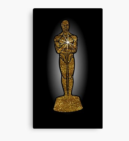 oscar award Canvas Print