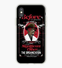 Gentlemayne - Makaveli  iPhone Case