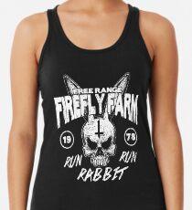 Firefly Farms run rabbit run Women's Tank Top