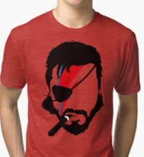 Big Bowie Tri-blend T-Shirt