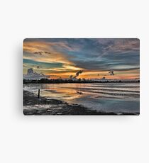 A Summer's Night Canvas Print
