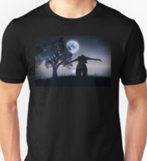Lonely Night Landscape T-Shirt